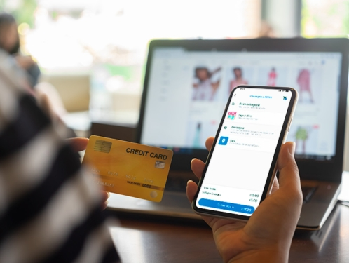 App Mobile checkout